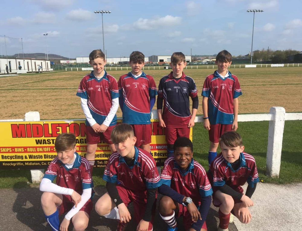 Soccer team reach Turners Cross final!
