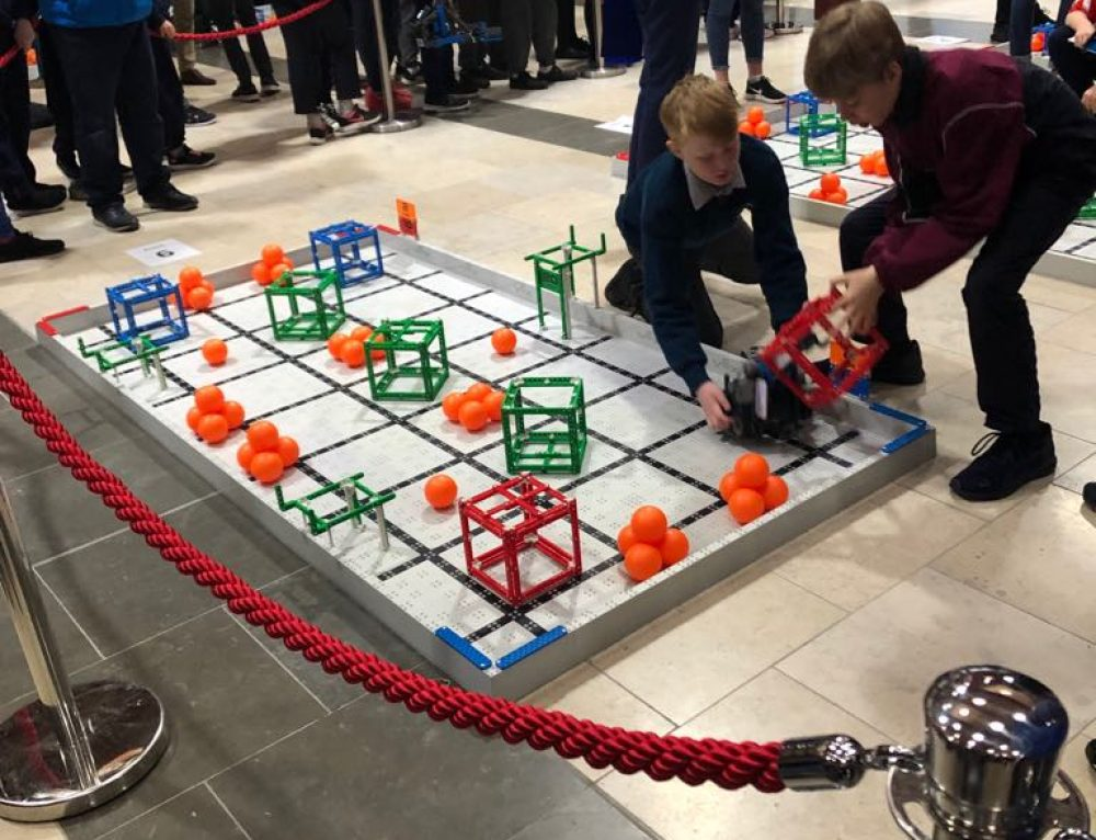CIT robotics competition