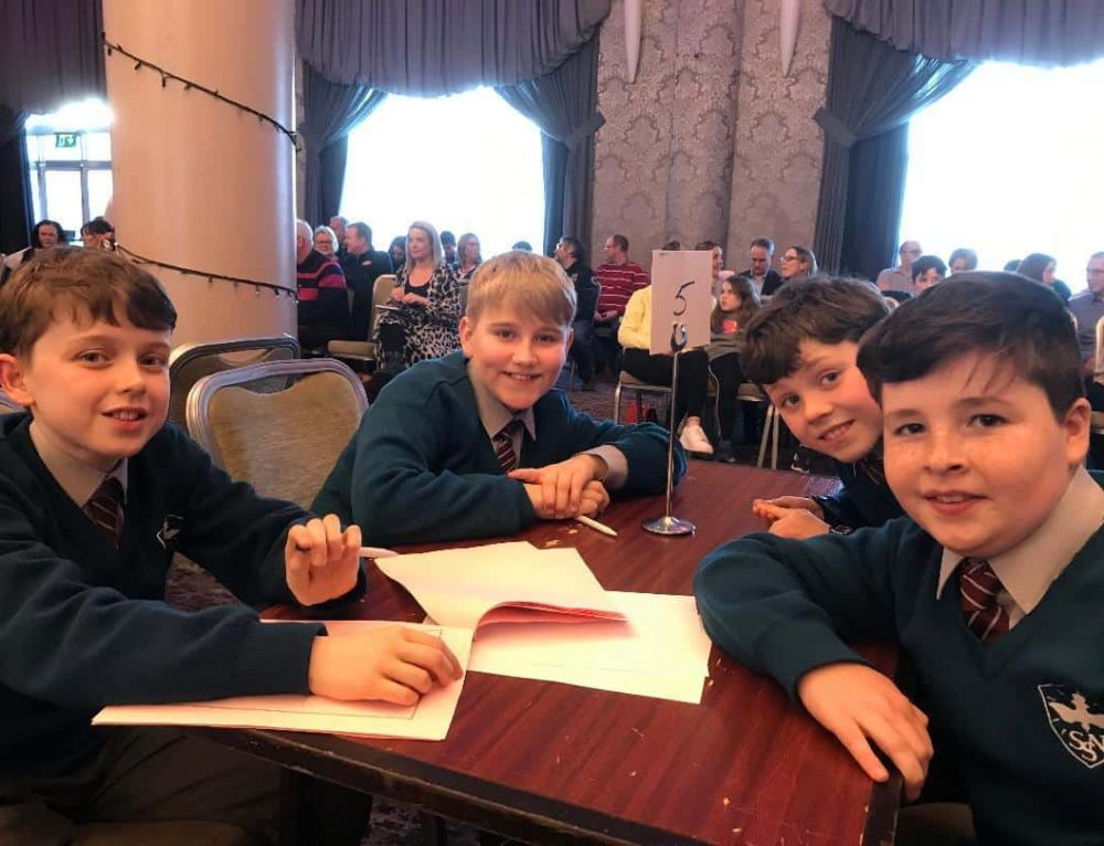 Credit Union Quiz County Finals